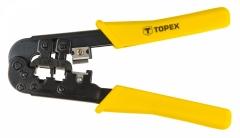 Купить Клещи TOPEX для обжима 32D408