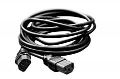 Купить Шнур соединительный Stinex ШС-2м-02 2м черный