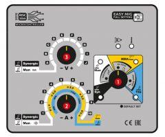 Купить Сварочный полуавтомат DECA MIGA 225XL