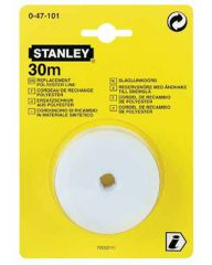 Купить Шнур разметочный STANLEY 0-47-101