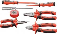 Купить Набор инструментов NEO с отвертками 01-305 7 шт