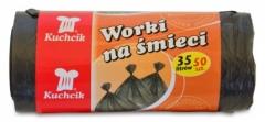 Купить Пакеты для мусора HDPE KUCHCIK  67-00-2731 120л