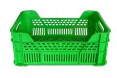 Купить Ящик пластик Украина 66-115 400х300х150 мм