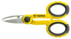 Купити Ножиці TOPEX 140 мм 32D413