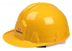 Купить Каска TOPEX 82S200 защитная желтая