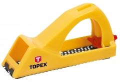 Купить Рубанок TOPEX 140 мм 11A406