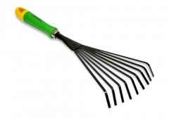 Купити Міні граблі віялові 71-869 390 мм