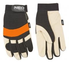 Купить Перчатки рабочие NEO 97-606 размер 10,5