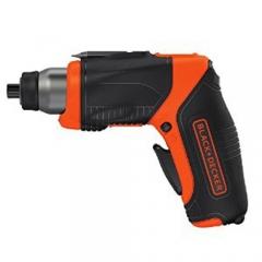 Купить Аккумуляторная отвертка BLACK&DECKER CS3653LC