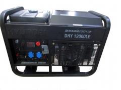 Купить Генератор Hyundai DHY 12000LE