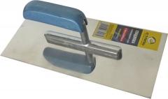 Купить Гладилка Сталь 69954 пластиковая ручка 130x280мм