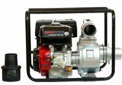 Купить Мотопомпа бензиновая Weima WMQGZ100-30 15005