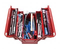 Купить Ящик с инструментом KING TONY 902-068MR 68 пр