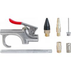 Купить Пистолет продувочный THORVIK ABGK7 7 предметов