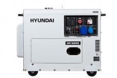 Купить Генератор Hyundai DHY 6000SE