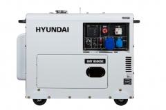 Купить Генератор Hyundai DHY 8500SE