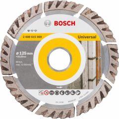 Купити Диск алмазний Bosch Stf Universal 125-22.23, по бетону