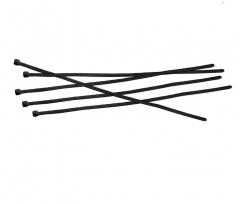 Купить Ремешки затяжные черные Technics 23-152 50шт
