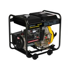 Купить Генератор дизельный Кентавр КДГ505EК (электростанция)