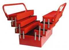 Купить Ящик металлический MASTER TOOL 82-9015 330мм