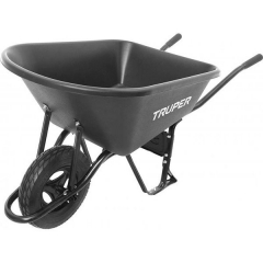 Купить Тачка садовая TRUPER CAT-60PL 120л