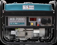 Купить Генератор бензиновый Konner&Sohnen KS 7000