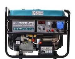 Купить Генератор бензиновый Konner&Sohnen KS 7000E ATS