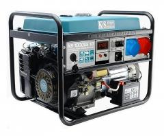 Купить Генератор бензиновый Konner&Sohnen KS 10000E-1/3