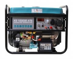 Купить Генератор бензиновый Konner&Sohnen KS 10000E ATS
