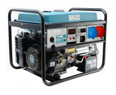 Купить Генератор бензиновый Konner&Sohnen KS 7000E-1/3