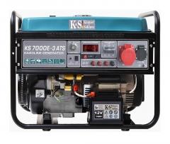 Купить Генератор бензиновый Konner&Sohnen KS 7000E-3 ATS