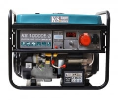 Купить Генератор бензиновый Konner&Sohnen KS 10000E-3