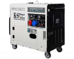 Купить Генератор Kоnner&Sоhnen KS 9200HDES-1/3 ATSR