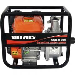 Купить Мотопомпа бензиновая Vitals USK 2-30b (2019)