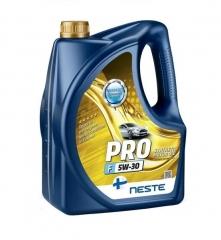 Купить Масло моторное NESTE Pro F 5W-30 4 л