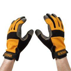 Купить Перчатки для электроинструмента INGCO HGMG01-XL