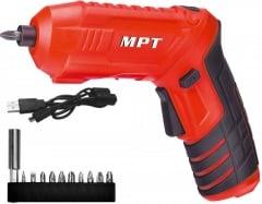 Купить Отвертка MPT MCSD4006.1 аксес.10шт