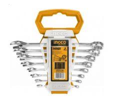 Купить Комплект ключей гаечных INGCO HKSPA1088 8 шт
