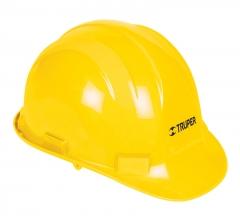 Купить Каска строительная TRUPER CAS-А Yellow