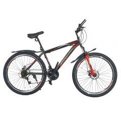 Купить Велосипед SPARK FIRE 27.5-ST-17-AM-D (Черный с красным)