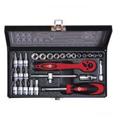 Купить Набор инструментов Intertool ET-6028