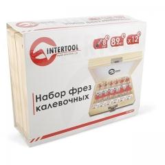 Купить Набор фрез Intertool HT-0077