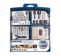 Купить Набор насадок Dremel 2615S724JA (150 шт)