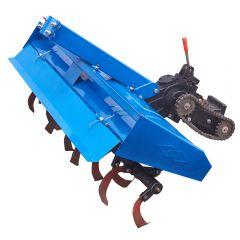 Купить Почвофреза 120 (DW-160KXL) с доп редуктором
