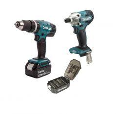 Купить Набор инструментов Makita DLX2336SX2