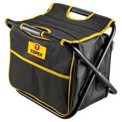 Купить Табурет с сумкой для инструмента TOPEX 79R447