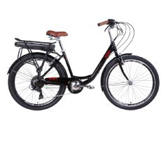 Купить Электровелосипед 26`` Dorozhnik RUBY ELB-D-26-045