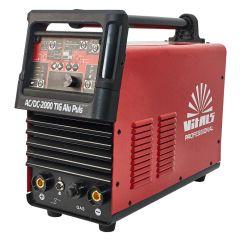 Купить Сварочный аппарат Vitals Professional AC/DC-2000 TIG Alu Puls