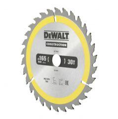 Купить Диск пильный DeWALT DT1935 165х20 мм 30z
