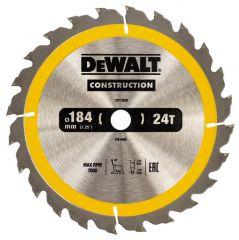Купить Диск пильный DeWALT DT1939 184х16 мм 24z